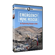 NOVA Emergency Mine Rescue DVD