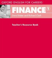 Oxford English for Careers: Finance 1 Teachers Resource Book