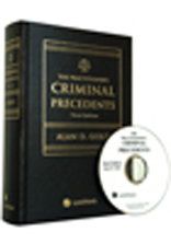 The Practitioner's Criminal Precedents, 3rd Edition
