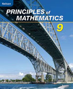 Principles of Mathematics 9 Teacher's Resource