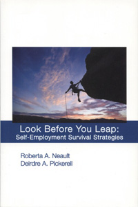 Look Before You Leap Self-Employment Survival Strategies