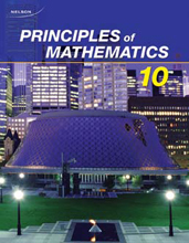 Nelson Principles of Mathematics 10 Teacher's Resource