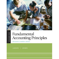 Fundamental Accounting Principles, Volume 2, Thirteenth CDN Edition with Connect Access Card