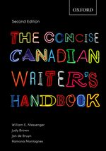 Concise Canadian Writer's Handbook Second Edition