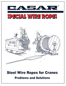 Steel Wire Ropes for Cranes