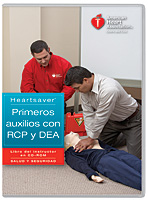 Heartsaver® First Aid CPR AED Instructor Manual CD (Spanish)
