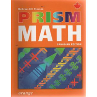 PRISM Math Orange Student Workbook