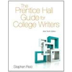 The Prentice Hall Guide for College Writers: Brief Edition with NEW MyCompLab with eText (10th Edition)