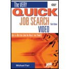 Quick Job Search Four DVD Series all 4 DVD's in the series