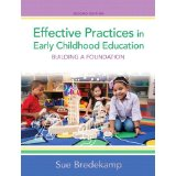 Effective Practices in Early Childhood Education Plus NEW MyEducationLab with Video-Enhanced Pearson eText -- Access Card (2nd Edition)