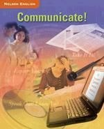 Communicate! Teacher's Resource National