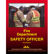 Fire Department Safety Officer