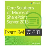 Exam Ref MCSE 70-331: Core Solutions