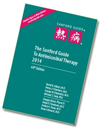 The Sanford Guide to Antimicrobial Therapy (2014) (44TH ed.)