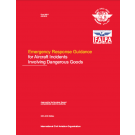 ICAO Doc 9481 - Emergency Response Guidance for Aircraft Incidents