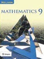 Nelson Mathematics 9 Review of Essential Skills & Knowledge (Grades 7 and Up)