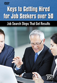 Job Search Steps That Get Results - Over 50-DVD