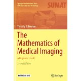 The Mathematics of Medical Imaging: A Beginner's Guide