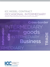 ICC Model Contract Occasional Intermediary (Non-circumvention and Non-disclosure)ICC Pub. # 769E