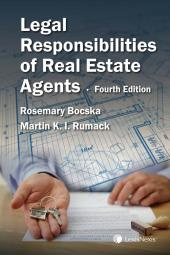 Legal Responsibilities of Real Estate Agents, 4ed (2016)