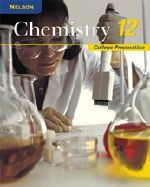 Nelson Chemistry 12: College Preparation Student Text