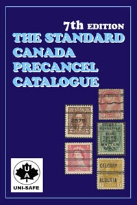 The Standard Canada Precancel Catalogue - 7th ed.