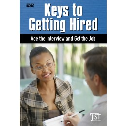 Keys to Getting Hired – Ace the Interview and Get the Job DVD