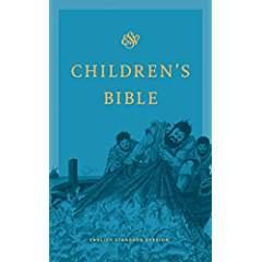 ESV Childrens Bible (Blue)