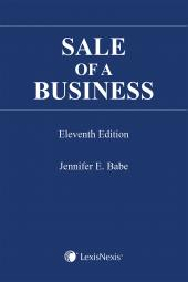 Sale of a Business, 11th Edition + CD