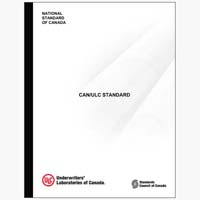 ULC CAN/ULC-S536-13 Standard for Inspection and Testing of Fire Alarm Systems Fourth Edition