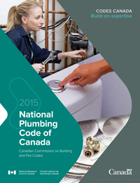 The National Plumbing Code of Canada 2015 (NPC)