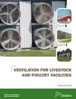 Ventilation for Livestock and Poultry Facilities - Publication 833