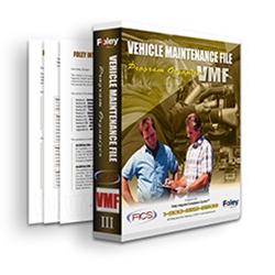Vehicle Maintenance File (VMF) Module