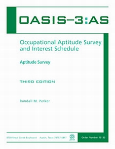 OASIS-3:AS Student Test Booklets (10) (10132)