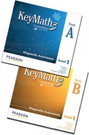 KeyMath 3 Diagnostic Assessment: Canadian Edition