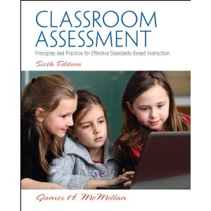 Classroom Assessment: Principles and Practice 6ed