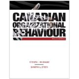 Canadian Organizational Behaviour with Connect Access Card