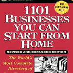 1101 Businesses You Can Start from Home