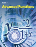 Advanced Functions 12 Student Text + Online PDF Files