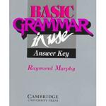 Basic Grammar in Use Answer key