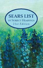 Sears List of Subject Headings, 21st Edition (2014)