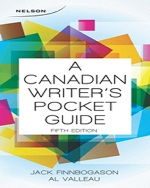 A Canadian Writer's Pocket Guide 5ed