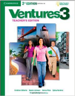 Ventures Level 3 Teacher's Edition with Assessment Audio