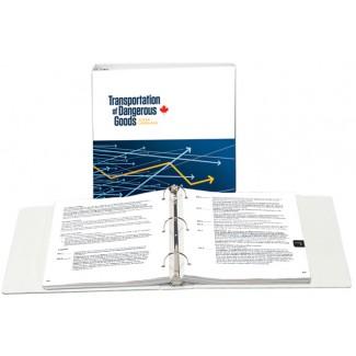 Canadian Transportation of Dangerous Goods (TDG) Regulations