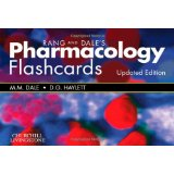 Rang & Dale's Pharmacology Flash Cards Updated Edition, 1e Cards