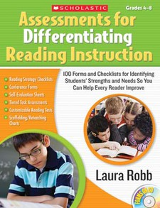 Assessments for Differentiating Reading Instruction, Grades 4-8