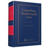 Canadian Trademark Law, 2nd Edition