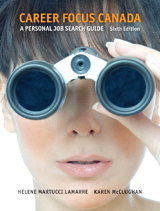 Career Focus Canada: A Personal Job Research Guide, 6th Edition