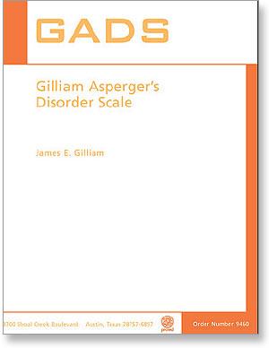 Gilliam Asperger's Disorder Scale (GADS)
