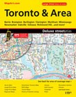 Toronto & Area Large Print Street Atlas 2018 edition